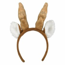Wildlife Artists White-tailed Deer Headband Reindeer Plush Toy - $15.65