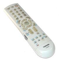Toshiba CT-90157 TV/CABLE/VCR/DVD Remote Control - $14.99