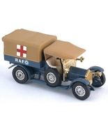 Matchbox Yesteryear Y-13 1918 Crossley RAF Tender Lesney Diecast 46:1 - $12.00
