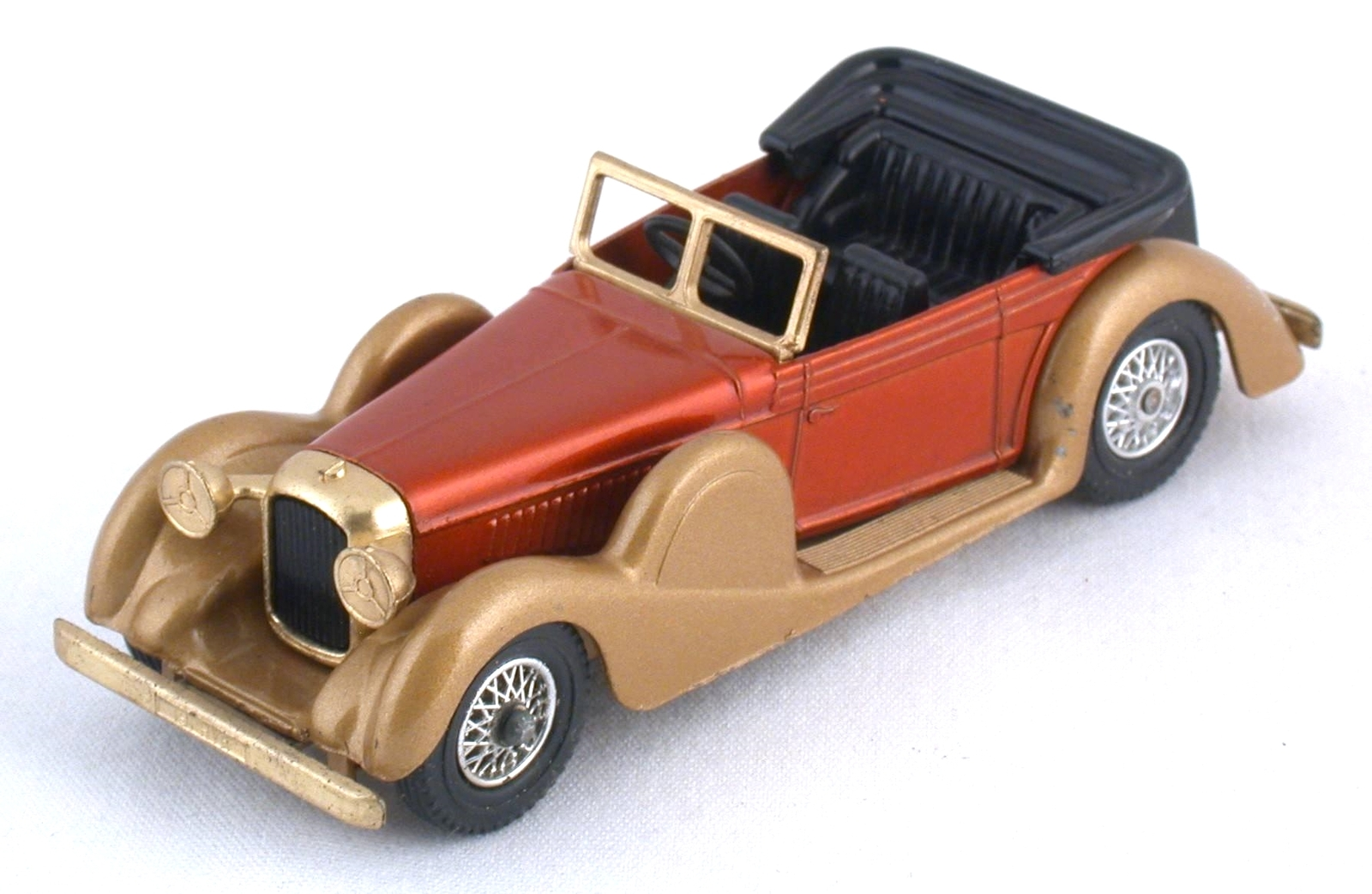 Nutz- & Transportfahrzeuge Stutz Bearcat 1931 Matchbox Made In England By Lesney Nr 11