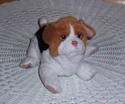 FurReal Friends Sound & Action White Golden & Black Puppy Dog Adoption SALE - $5.95