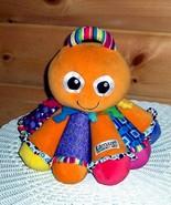 Lamaze Baby Colorful Octopus Octotunes Musical Plush Developmental Toy - $12.99