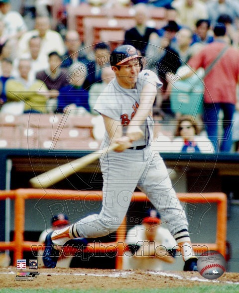 Primary image for Brooks Robinson Swing Vintage 8X10 Color  Baseball Memorabilia Photo