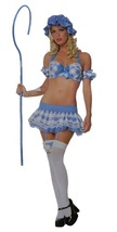 Leg Avenue Size M/L (8-14) Womens Mary Lost Her Sheep Costume (5 Piece Set) - $39.99