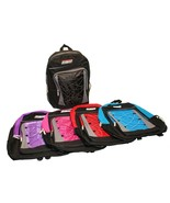 Multi-Pocket Hikers Backpack DAY PACK SCHOOL BOOKS Purple, Pink, Black o... - $19.85