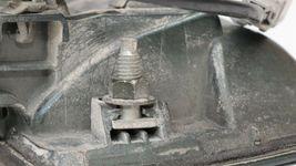 04-12 Nissan Armada Rear Hatch Tailgate Liftgate Trunk Exterior Door Handle BLUE image 6