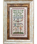 The Root Of All Evil cross stitch chart Death by Thread  - $12.00