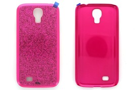Case-Mate OLO Glimmer Shell Case for Samsung Galaxy S4 IV Pink * - $5.48
