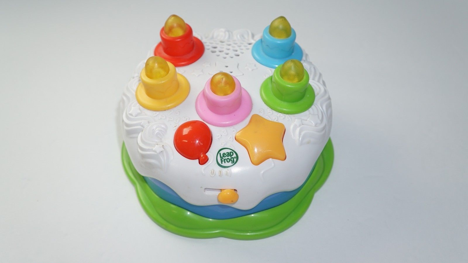 LeapFrog Birthday Cake Counting Candles And 16 Similar Items S L1600