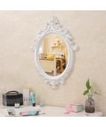 European bathroom mirror wall hanging net red makeup =bedroom vanity beauty - $96.06+