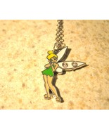CHILDS NECKLACE & PENDANT TINKERBELL #640 - $7.99