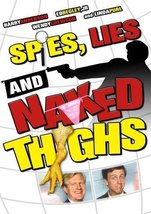 Spies, Lies & Naked Thighs [DVD] [2010] - $1.49