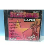 Karaoke: Tropical / Salsa 3 [Audio CD] Karaoke Latino - $9.99