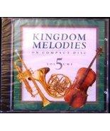 KINGDOM MELODIES VOLUME 5 [Audio CD] VARIED - $5.99