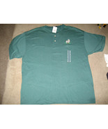 NEW Mens Las Vegas Endangered Speciies Twin White Tigers Henley Button S... - $20.49