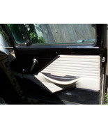1955 CLIPPER CUSTOM RIGHT FRONT DOOR PANEL USED HAS WEAR OEM ORIGINAL PA... - $420.75