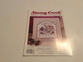 DECEMBER 1993 STONEY CREEK CROSS STITCH MAGAZINE [Single Issue Magazine]... - $12.59
