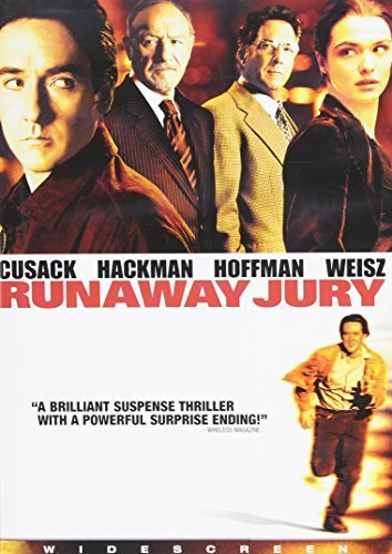 Primary image for Runaway Jury (Widescreen Edition) [DVD] [2003]
