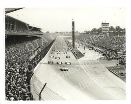 INDIANAPOLIS 500 RACING PHOTO-1972-8X10---PACE LAP!! FN - $30.56