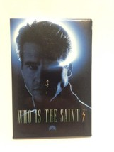 Who Is The Saint Movie Button Pin - $7.69