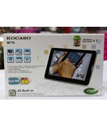 """KOCASO M776 Anroid 4.1 capacitive 7"""" tablet PC Dual-Core Dual-Camera DUE... - $118.98"""