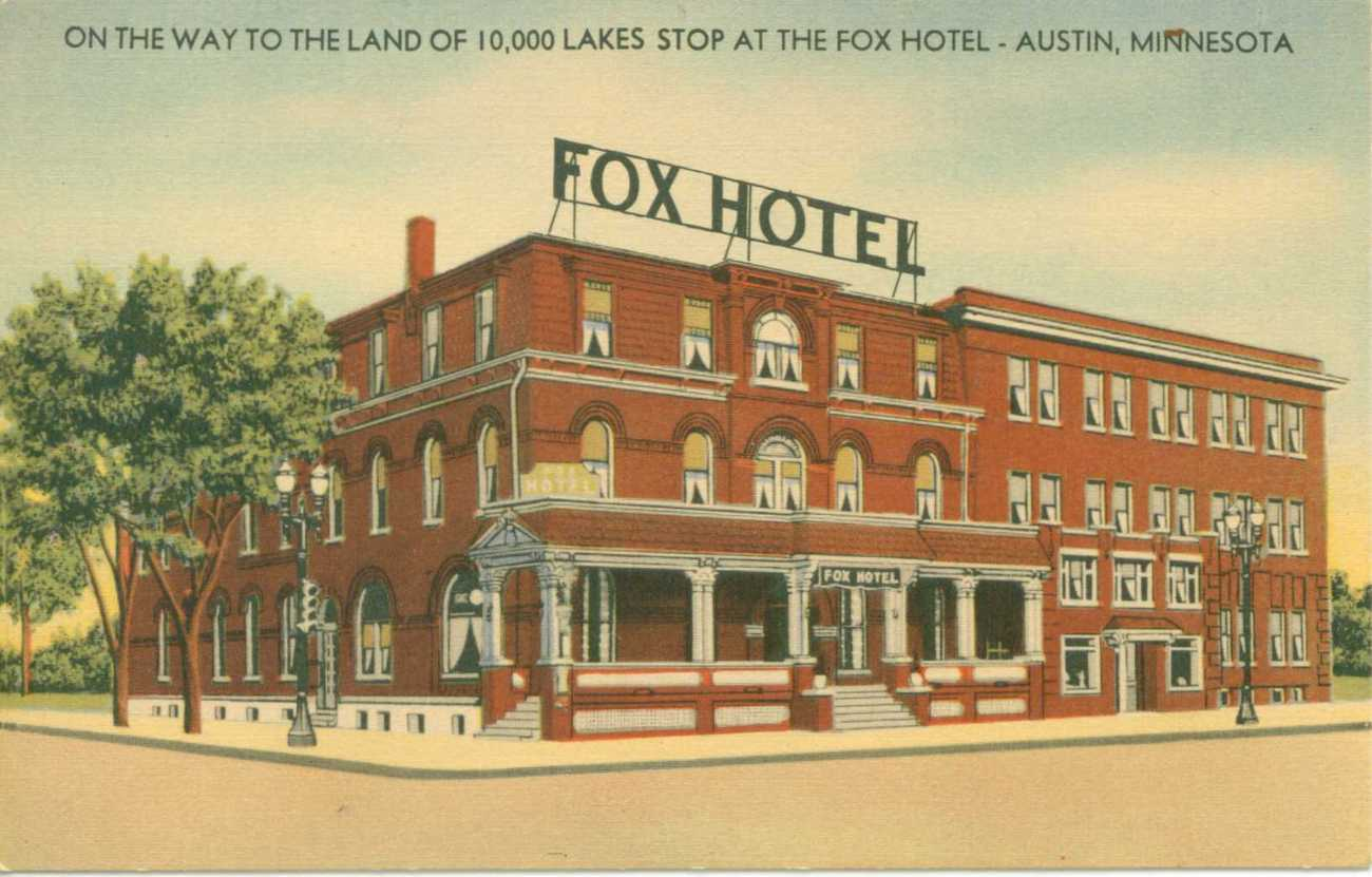 Fox hotel mn
