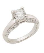 2 quilates de diamantes solitario antiguo anill... - $2,745.87