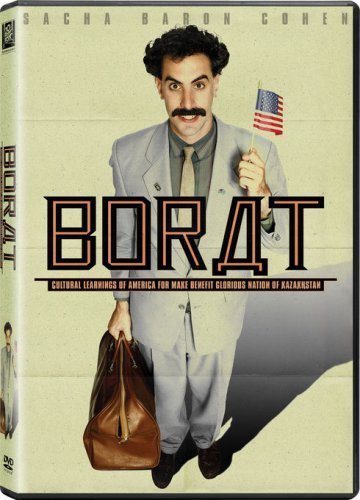 Primary image for Borat: Cultural Learnings of America for Make Benefit Glorious Nation of Kaza...