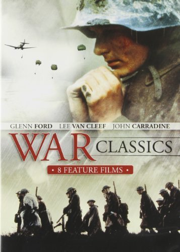 Primary image for War Classics - 8 feature Films [DVD] [2005]