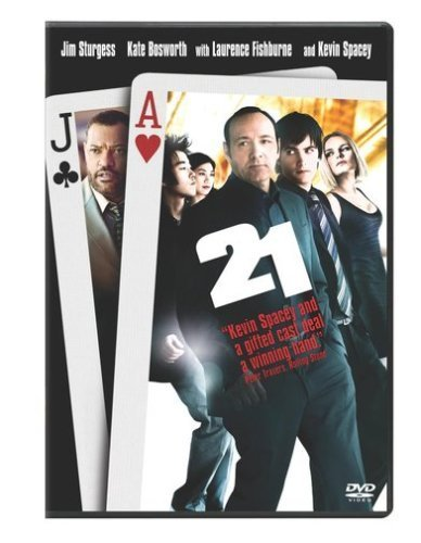 Primary image for 21 (Single-Disc Edition) [DVD] [2008]