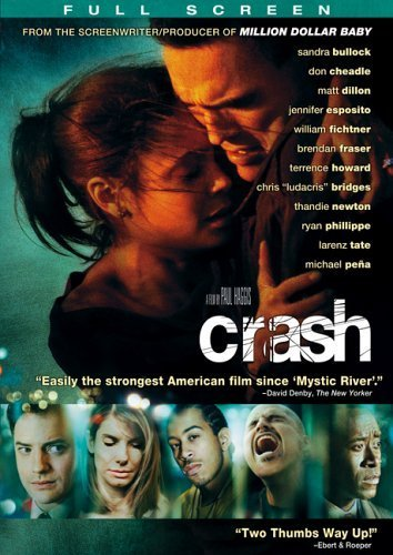 Primary image for Crash (Full Screen Edition) [DVD] [2005]