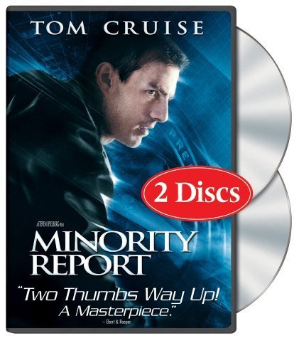 Primary image for Minority Report (Widescreen Two-Disc Special Edition) [DVD] [2002]
