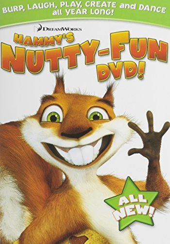 Primary image for Hammy's Nutty-Fun, Dream Works [DVD-ROM] [2006]