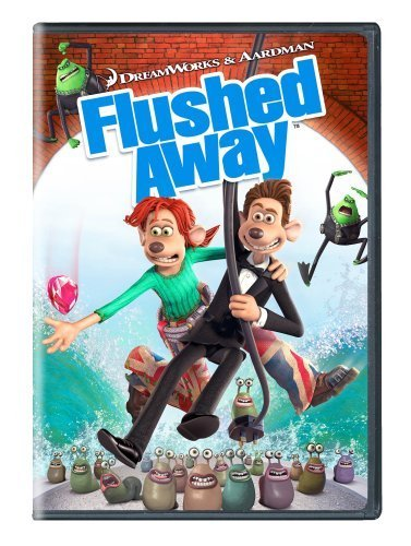 Primary image for Flushed Away (Full Screen Edition) [DVD] [2006]