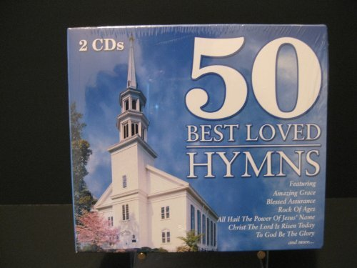 Primary image for 50 Best Loved Hymns [Audio CD] St. John Choir