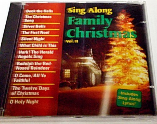 Primary image for Sing Along Family Christmas Volume 2 [Audio CD] Various