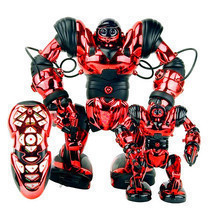 WowWee Robosapien + Mini Robosapien Combo - Red EUC All parts work Big &... - $213.46 CAD