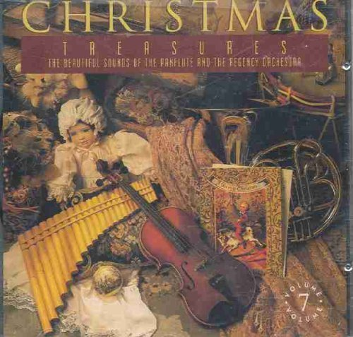 Primary image for Christmas Treasures : The Beautiful Sounds of the Panflute and the Regency Or...