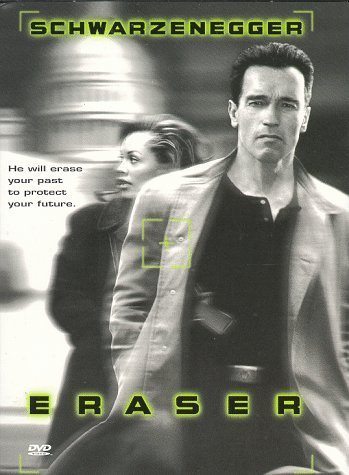 Primary image for Eraser [DVD] [1996]