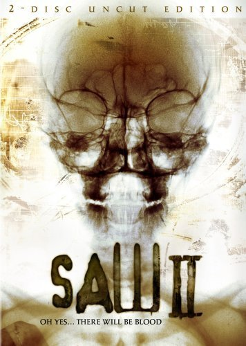 Primary image for Saw II (Two-Disc Uncut Edition) [DVD] (2006) Donnie Wahlberg; Beverley Mitche...