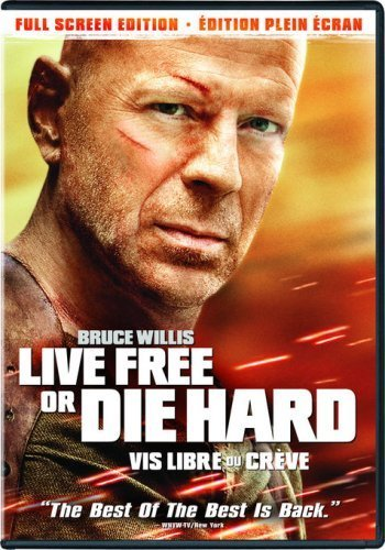 Primary image for Die Hard Live Free Or [DVD]