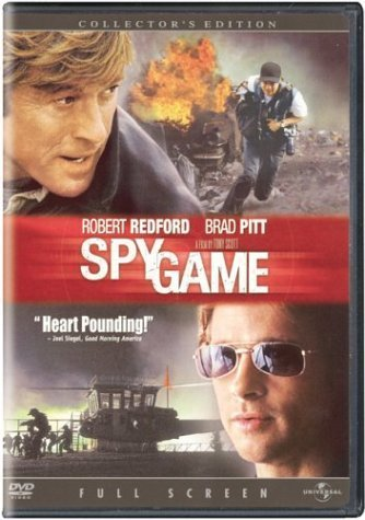 Primary image for Spy Game (Full Screen Edition) [DVD] [2001]