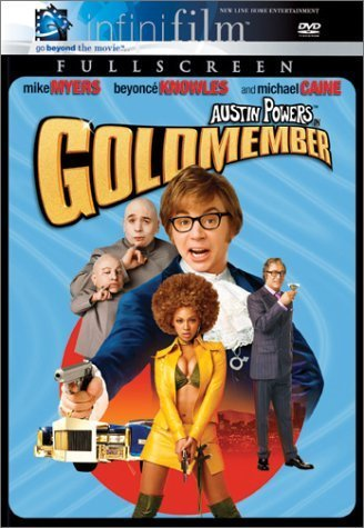 Primary image for Austin Powers In Goldmember (Infinifilm Full Screen Edition) [DVD] [2002]