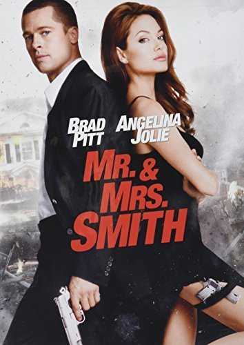 Primary image for Mr. & Mrs. Smith (Widescreen Edition) [DVD] [2005]
