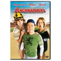 The Benchwarmers Bilingual [DVD] [2006] - $4.69