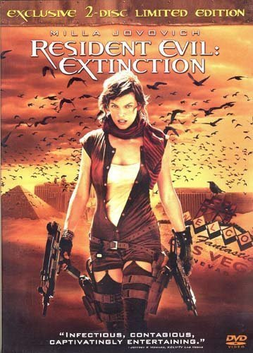 Primary image for Resident Evil: Extinction (Exclusive 2-Disc Limited Edition) [DVD] [2007]