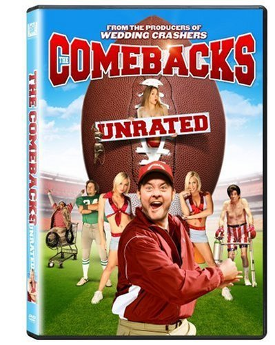 Primary image for The Comebacks (Unrated Edition) [DVD] [2007]