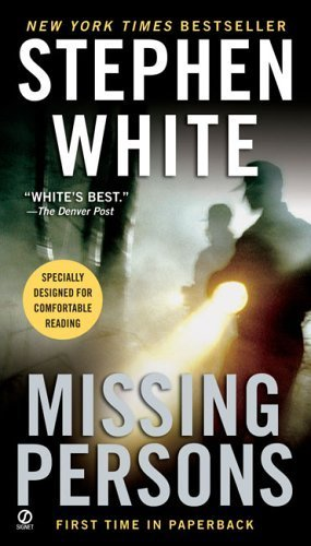 Primary image for Missing Persons (Alan Gregory) [Paperback] [Mar 07, 2006] White, Stephen