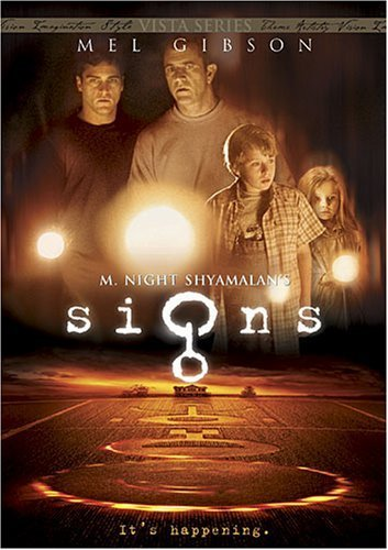 Primary image for Signs [DVD] [2002]