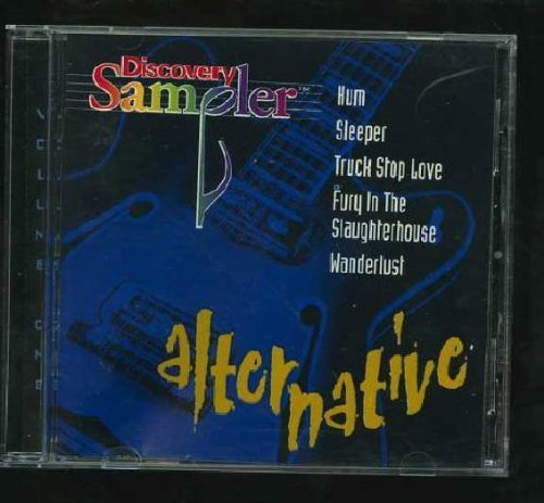 Primary image for Discovery Sampler : Alternative Volume One [Audio CD] Various Artists